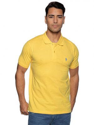 U.S. Polo Assn. Poloshirt mit Elasthan